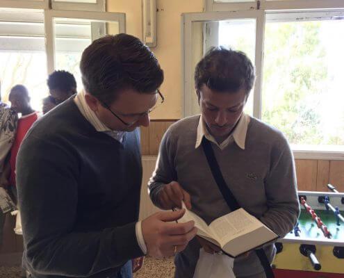 Ook voor deze Egyptenaar een Arabische Bijbel
